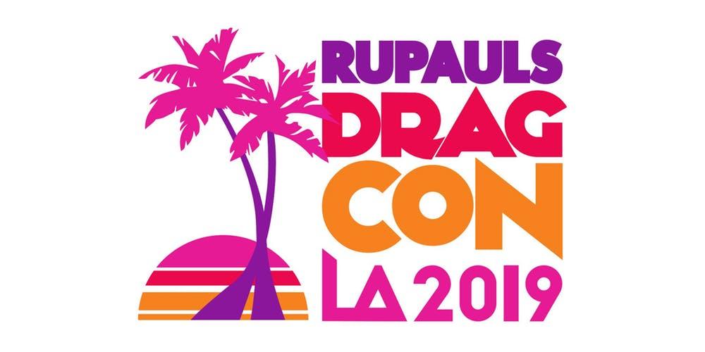 RuPaul's DragCon LA 2019