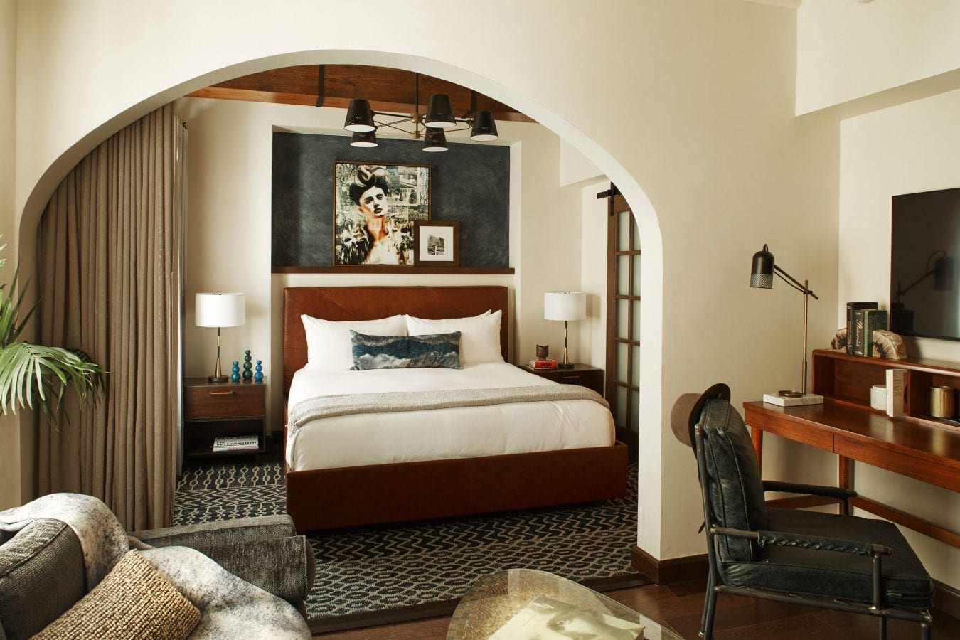 hotel figueroa classic suite
